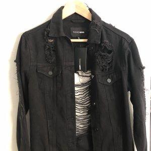 Stereo Love Denim Jacket